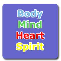 body mind heart spirit